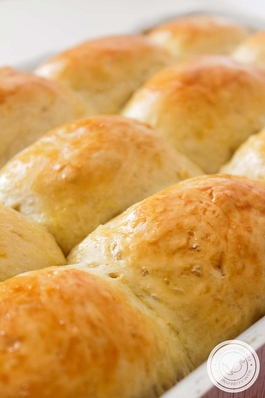 Pão Bisnaguinha de Liquidificador - uma delícia para o lanche da tarde da família!