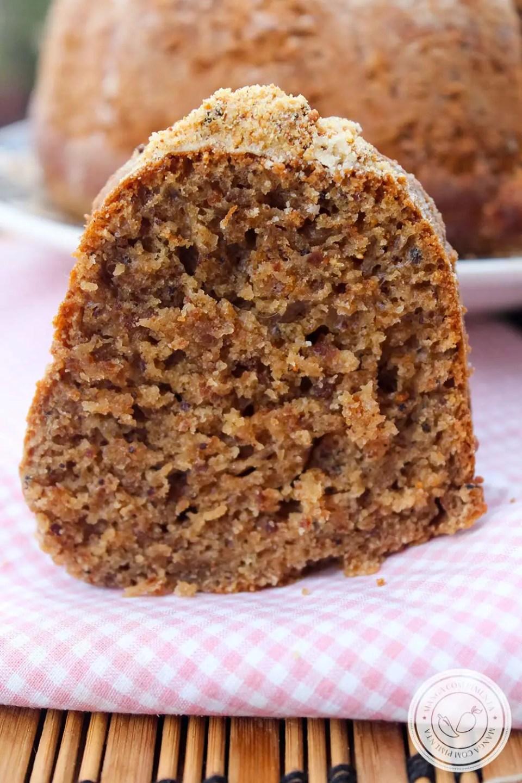 Bolo Pé de Moleque - prepare esse doce delícia para servir na Festa Junina!