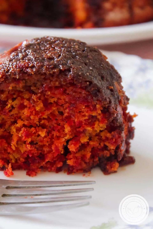 Receita de Bolo de Beterraba - prepare para o café da manhã ou da tarde!