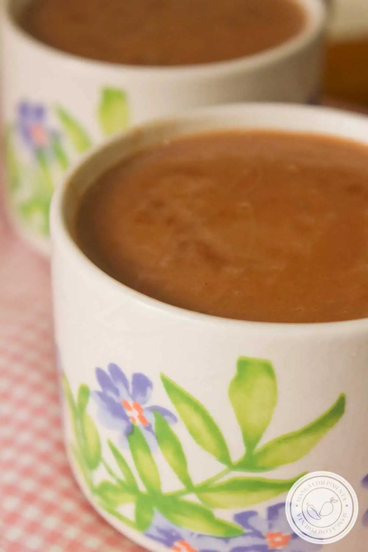 Receita de Chocolate Quente Cremoso - prepare essa delícia nos dias frios de inverno!