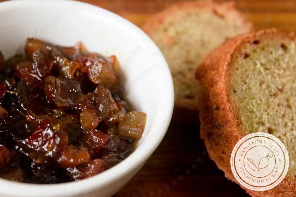 Geleia de Bacon com Cebola - uma receita totalmente diferente e deliciosa para preparar em casa!