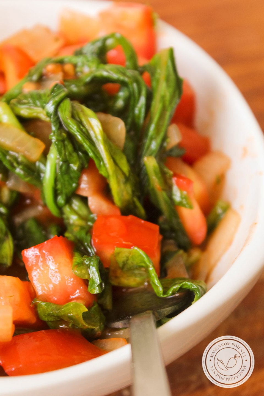 Receita Vegetariana