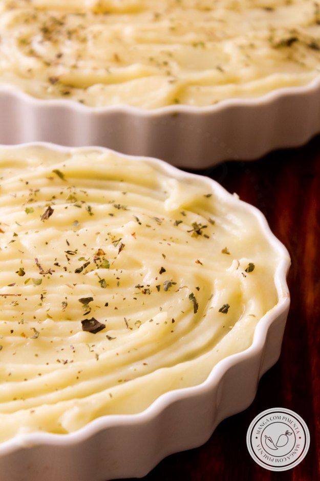 Receita de Escondidinho de Lentilha e Legumes - para um almoço segunda sem carne, um prato delicioso para toda a família.