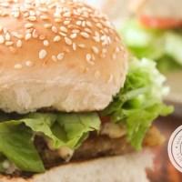 Hambúrguer de Steak de Peixe