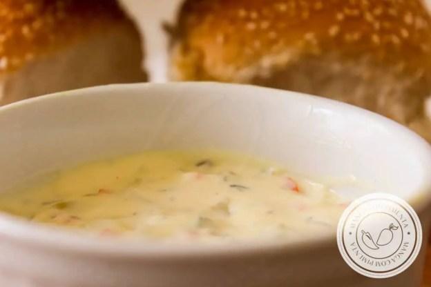 Receita de Molho de Azeitona para Sanduíche - prepare um acompanhamento saboroso para acompanhar o lanche da tarde.