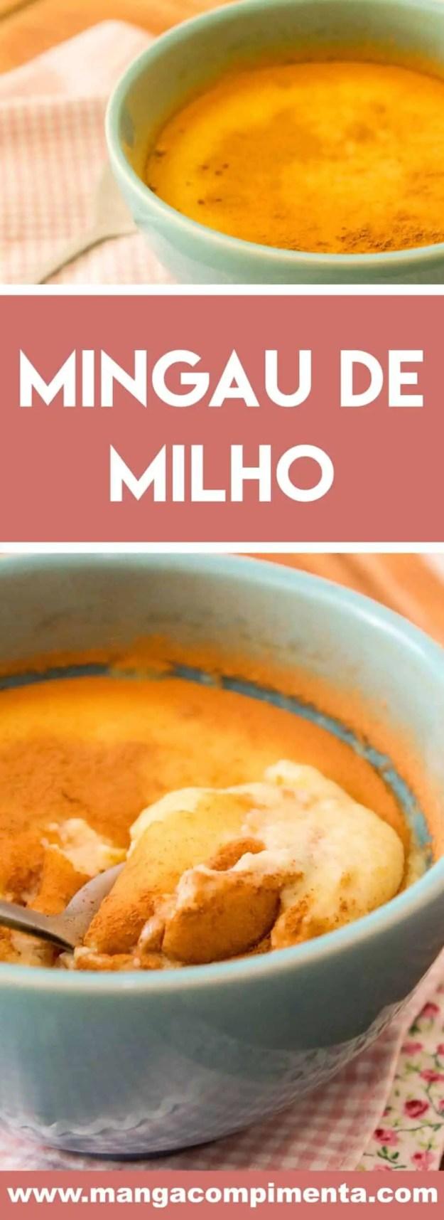 Receita de Mingau de Milho Verde - prepare nesse inverno, para comer junto com a família!