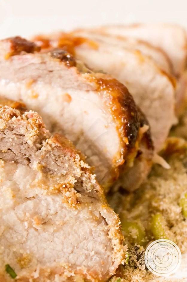 Receita de Lombo Limão e Mel - prepare uma deliciosa carne de porco nas festas de Final de Ano.