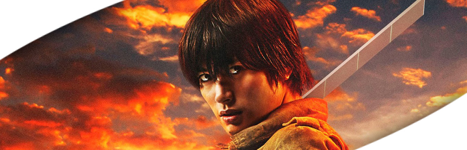 Live-Action de Attack On Titan?!