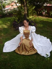 Victorian dress my design