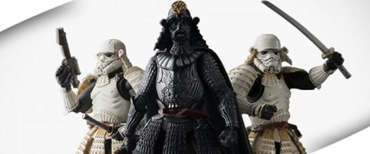 Darth Vader como Samurai…Bandai el responsable