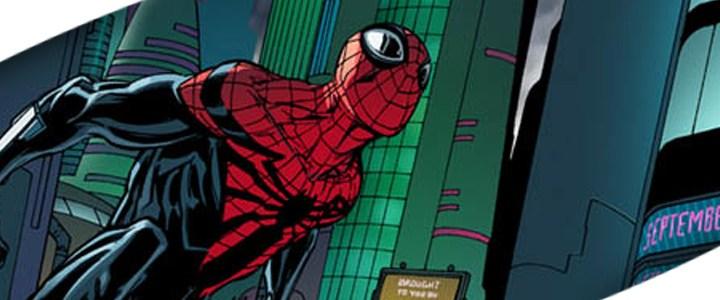 Spiderman: Edge of Spider-Verse comic o manga…