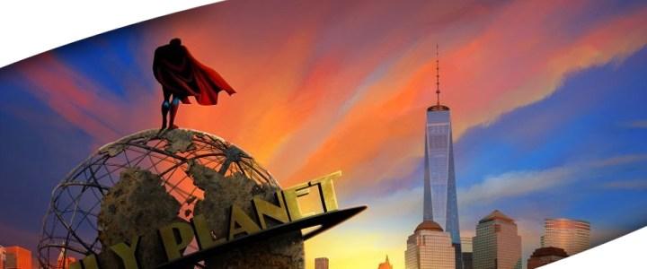 Mientras tanto en ciudad Metropolis, pierden demanda sobre los derecho de Superman