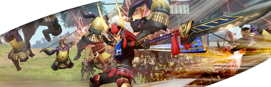 "Ya listo, Samurai Warriors para TV…""¿Para qué estás luchando?"""