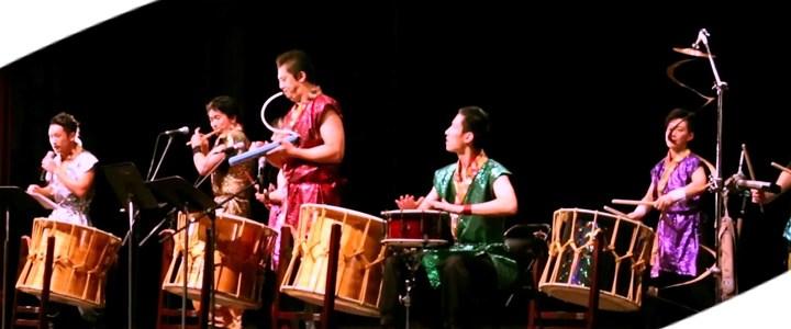 Shuichi Hidano & Taiko Masters; el poder de los tambores