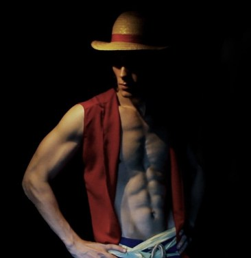 Real Life Luffy