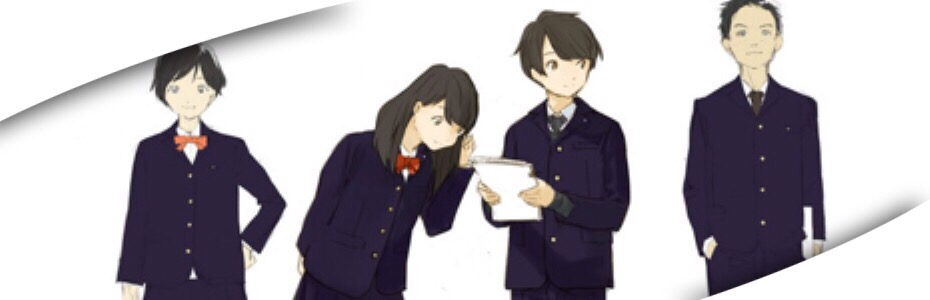 """Ya tiene fecha de estreno en Japón el anime """"Tsuki ga Kirei"""""""