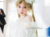 Desearías casarte con un vestido inspirado en SailorMoon? Si acepto!