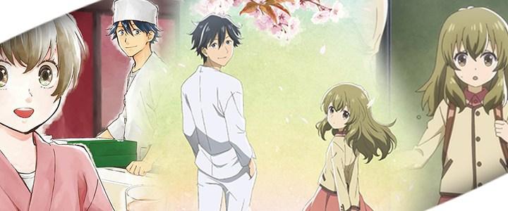 La adaptación del manga Deaimon llegará en el 2022