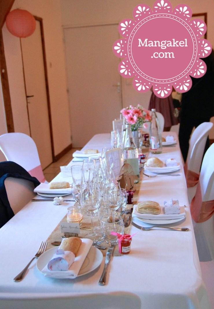 mariage shabby chic, mariage hippie chic, Touraine val de Loire, Amboise, décoration table de mariage