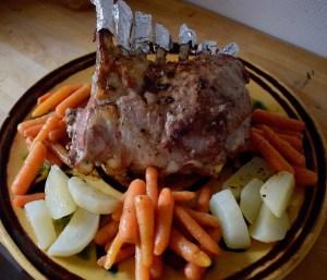 carré d'agneau aux primeurs fiche 81 cuisine de référence