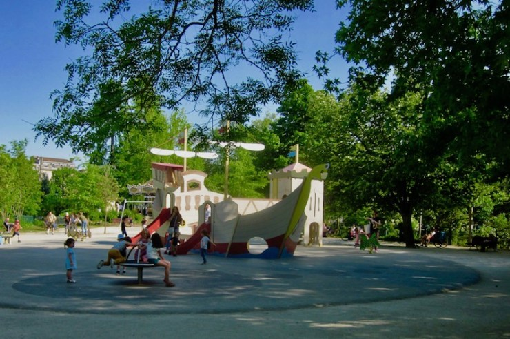 Jardin Public Bordeaux