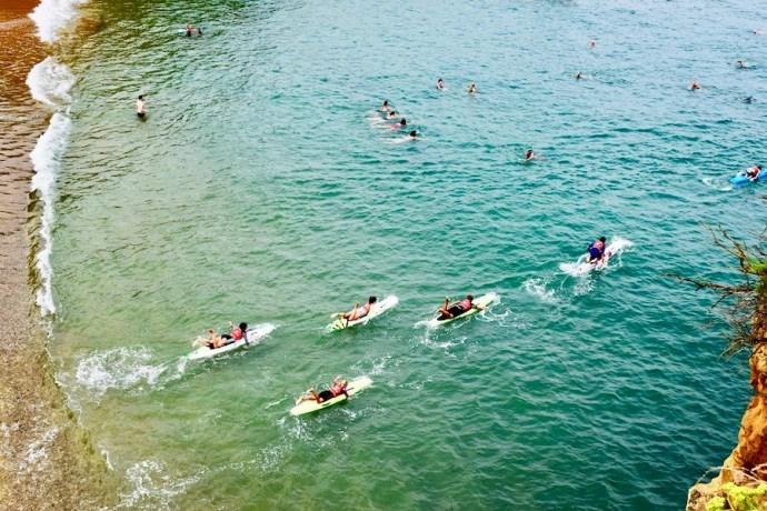 Biarritz surf