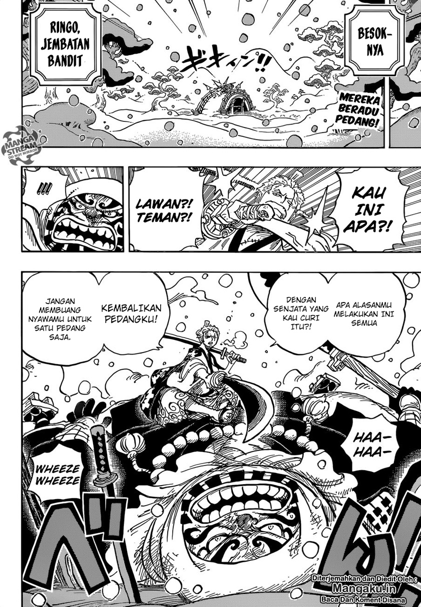Komik One Piece Mangaku : komik, piece, mangaku, AnimeThok:, [AnimeThok], Komik, Piece, Chapter, Hiyori, Kamatsu