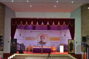 Stage set for Shraddha - 2015