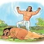 agoli manjanna bhima of tulunadu