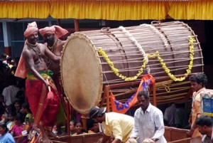 Mulki Bappa Naadu Temple - Dolu