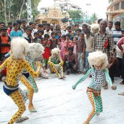 tiger_dance_mangalore