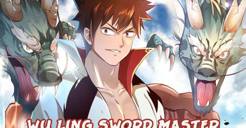 Wu Ling Sword Master Banner
