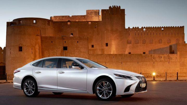 Prodeje značky Lexus v Evropě překonaly letos v září milník jednoho milionu vozidel