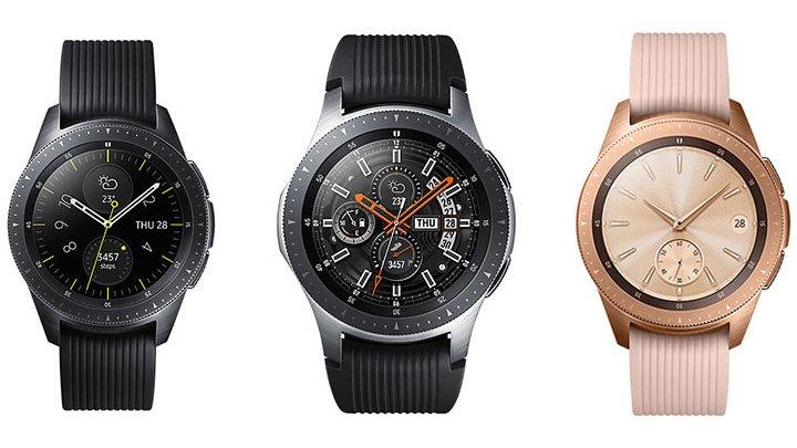 Samsung zahájil prodej chytrých hodinek Galaxy Watch v České republice