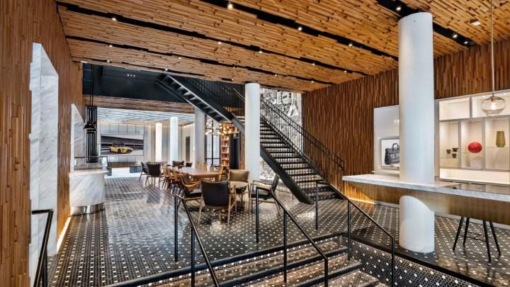 V New Yorku se otevře již třetí světové centrum INTERSECT BY LEXUS
