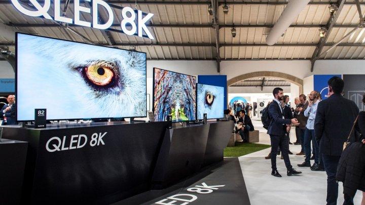 Samsung představil kompletní sortiment televizorů 4K QLED a 8K QLED pro rok 2019