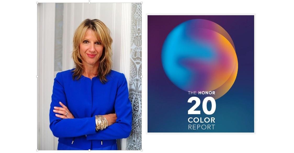 Reportáž o barvách smartphonu HONOR 20