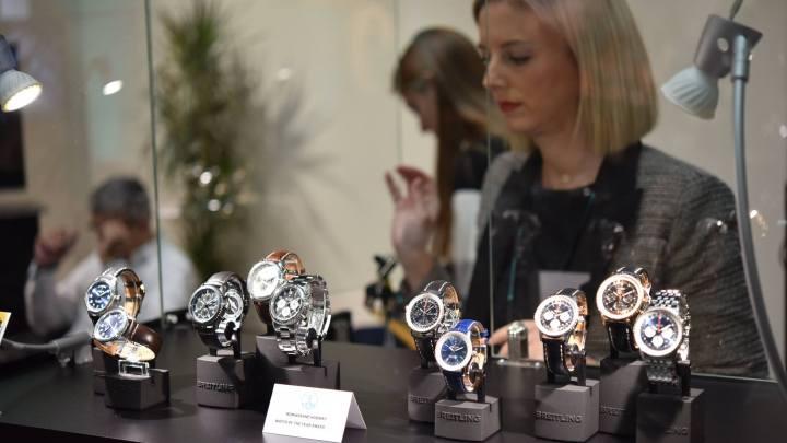 Největší výstava hodinek ve střední Evropě bude od 19. do 20. října 2019 opět v Praze