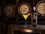 """The """"Long Story Short"""" cocktail based on the Vesper Martini replaces the vodka ingredient with Kavalan's Concertmaster Sherry Finish, which has a signature depth of tropical fruits overlaid with sweet dried fruits and savoury nuttiness. (PRNewsfoto/Kavalan)"""
