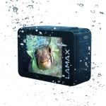 Akční kamera LAMAX W9 natáčí ve 4K v jakémkoli prostředí