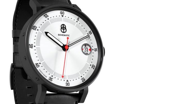 Výrobce hodinek značky BOHEMATIC je novým partnerem mosteckého autodromu