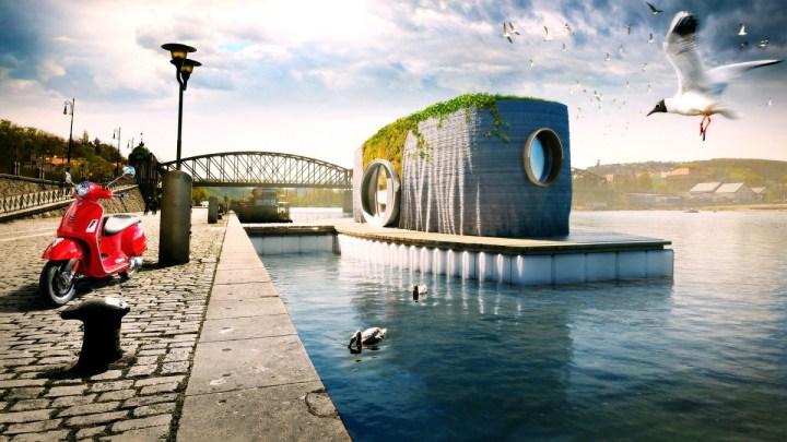 První 3D tištěný dům v Česku vyroste za 48 hodin