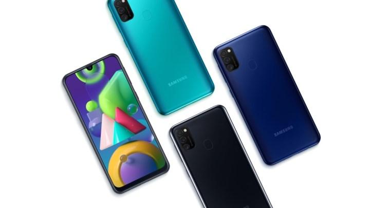 Samsung začíná prodávat smartphone Galaxy M21