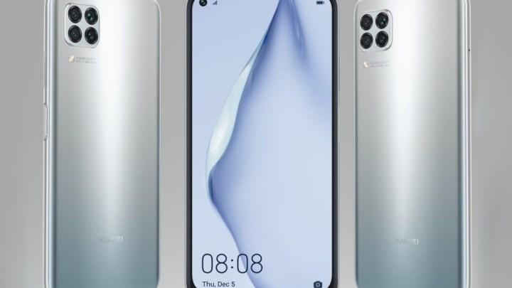 Huawei P40 lite v novém barevném provedení Skyline Gray