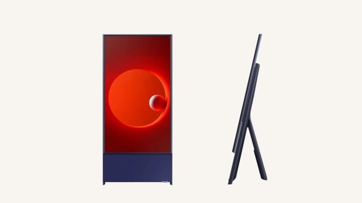 Televizor s otočnou obrazovkou Samsung The Sero přichází na český trh