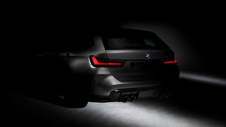 BMW poodhaluje siluetu chystaného BMW M3 Touring. Na první pohled prozradí, co je zač