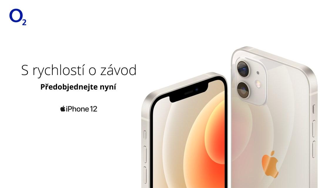 iPhone 12 už je možné objednávat. V ruce ho budete mít už 23. října