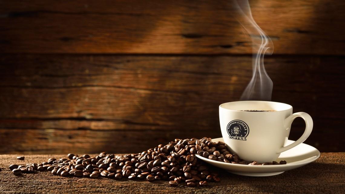 Mountain Gorilla Coffee: káva, která chutná a pomáhá