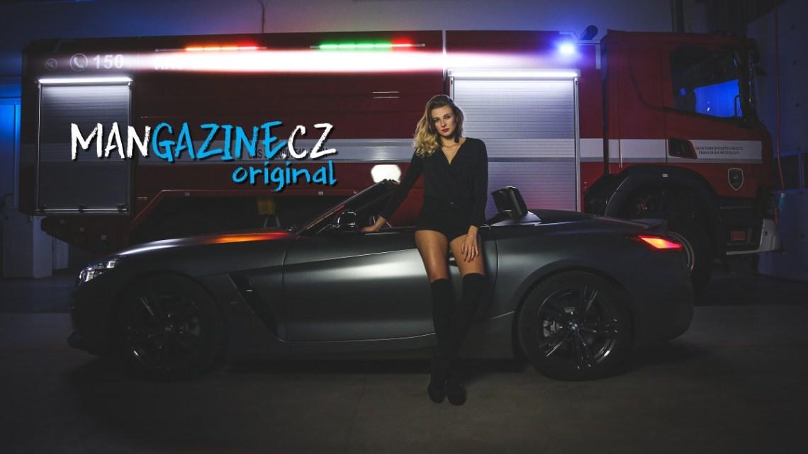 Fotogalerie: Markéta a BMW Z4