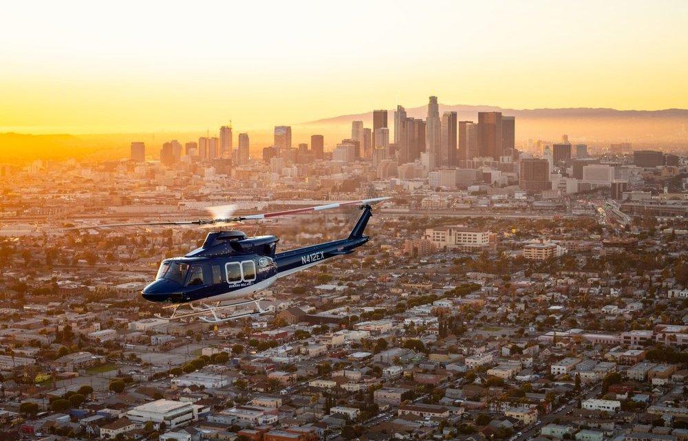 Vrtulník Bell 412 létá již více než 40 let